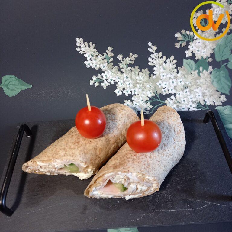 Lunch wrap Ditsvit